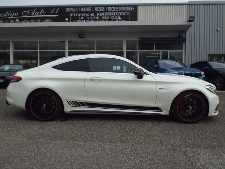 C 63 S AMG Coupe Pack Carbone 63S lOA 700 /Mois