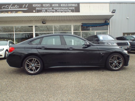 420D Gran Coupe M Sport LED HeadUp Or Fr