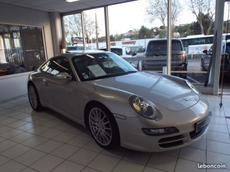 911 997 Carrera 2 Toit Ouvrant PSE Full cuir